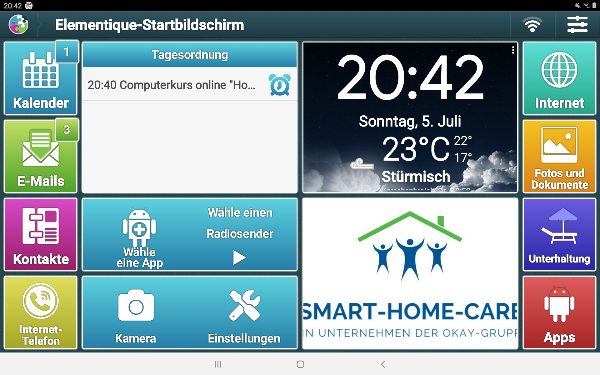 Logo Smart-Home-Care